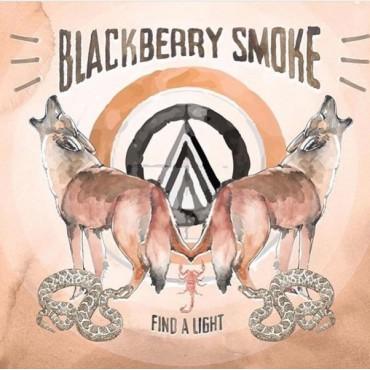 "Blackberry smoke "" Find a light """