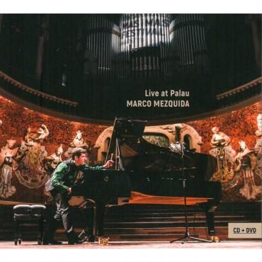 "Marco Mezquida "" Live at Palau """