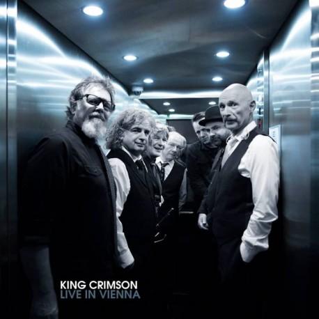 """King Crimson """" Live in Vienna """""""