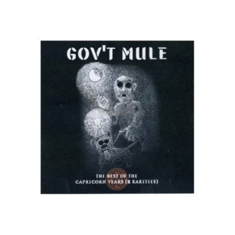 "Gov't Mule "" The Best of the Capricorn Years & Rarities """