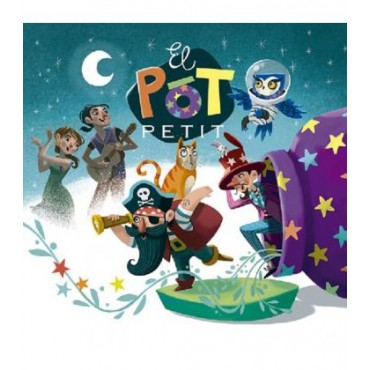 """El pot petit """" A l'aventura """""""