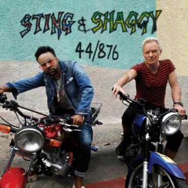 "Sting & Shaggy "" 44/876 """