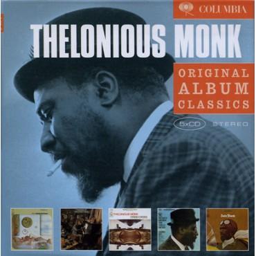 """Thelonious Monk """" Original album classics """""""
