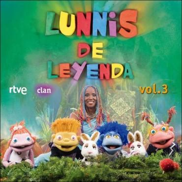 "Lunnis "" Lunnis de leyenda vol.3 """