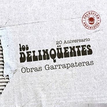 """Los Delinquentes """" Obras garrapateras:Colección definitiva """""""