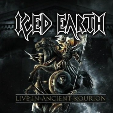 """Iced Earth """" Live in ancient kourion """""""
