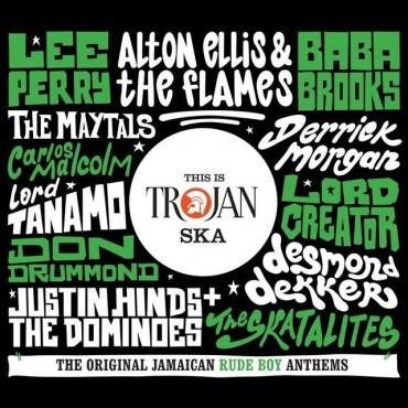 This is Trojan Ska V/A