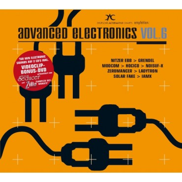 Advanced electronic vol.6 V/A