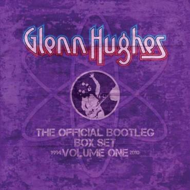 "Glenn Hughes "" Official bootleg box set vol.1 """