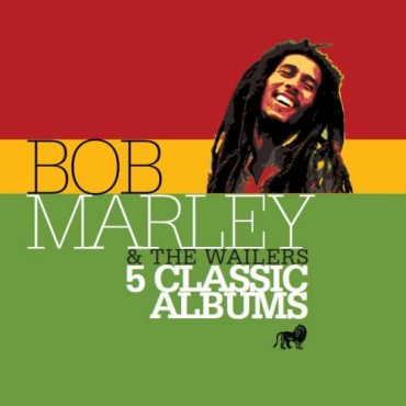 "Bob Marley & The Wailers "" 5 classic albums """