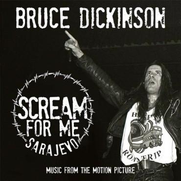 """Bruce Dickinson """" Scream for me Sarajevo """""""