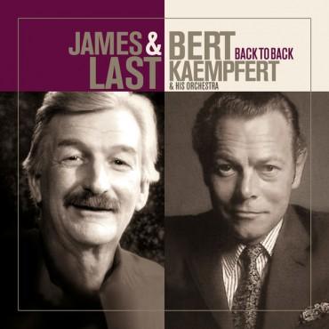 "James Last & Bert Kaempfert and his orchestra "" Back to back """