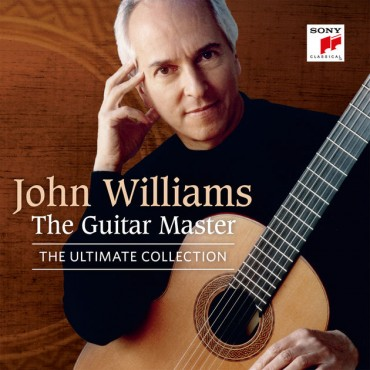 """John Williams """" The guitar master-Ultimate collection """""""