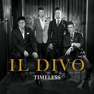 "Il divo "" Timeless """