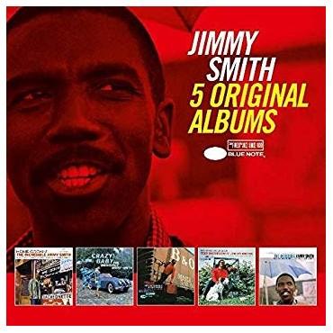 "Jimmy Smith "" 5 original albums """
