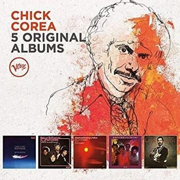 """Chick Corea """" 5 original albums """""""