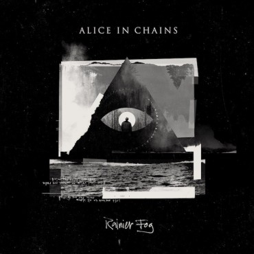 "Alice in Chains "" Rainier fog """
