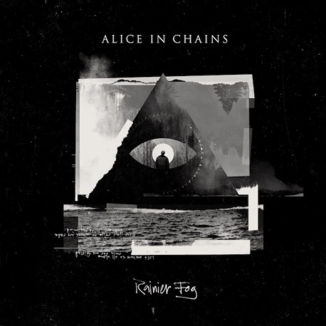 "Alice in Chains "" Rainier fog """