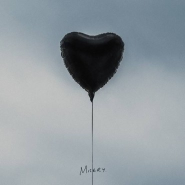"""The amity affliction """" Misery """""""