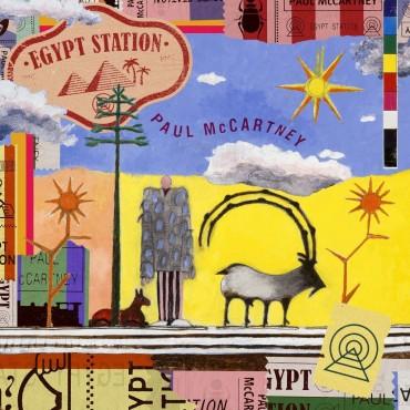 """Paul McCartney """" Egypt station """""""