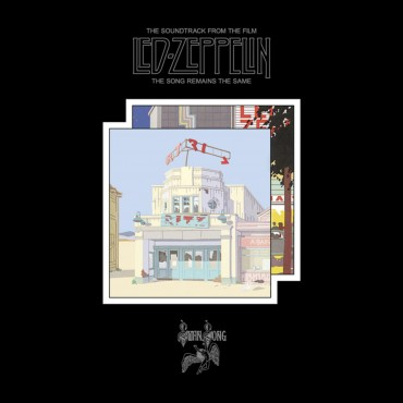 """Led Zeppelin """" The song remains the same """""""