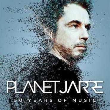 """Jean Michel Jarre """" Planet Jarre-50 years of music """""""