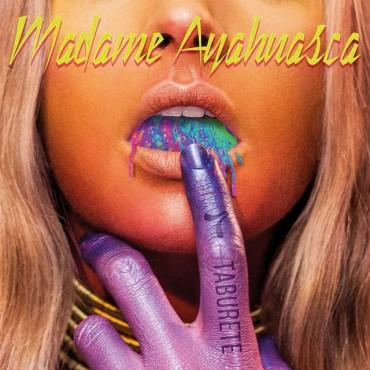 "Taburete "" Madame ayahuasca """