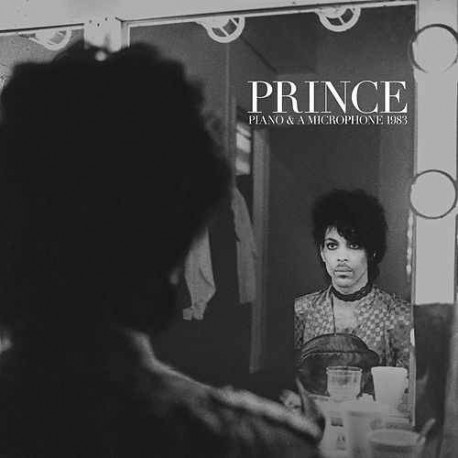 "Prince "" Piano & a microphone 1983 """