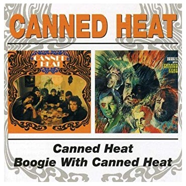 "Canned Heat "" Canned Heat & Boogie with Canned Heat """