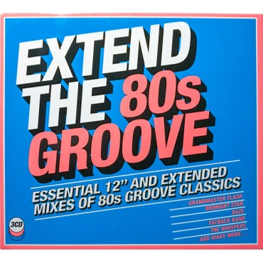 Extend the 80s groove V/A