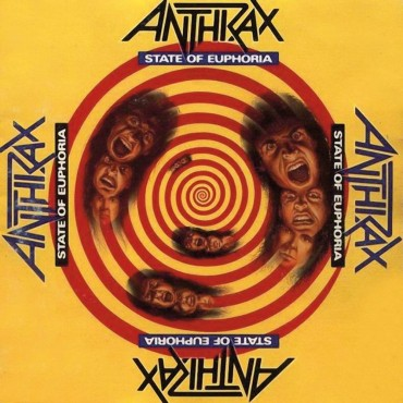 "Anthrax "" State of euphoria """