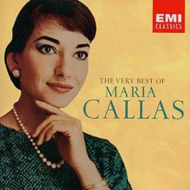 "Maria Callas "" The very best of """