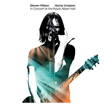 """Steven Wilson """" Home invasion: In concert at the Royal Albert Hall """""""