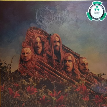 """Opeth """" Garden of the titans:Live at Red Rocks Amphitheatre """""""