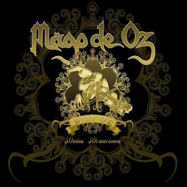 """Mago de Oz """" 30 años, 30 canciones """""""