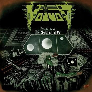 """Voivod """" Killing technology """""""