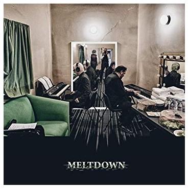"King Crimson "" Meltdown:King Crimson, Live in Mexico """