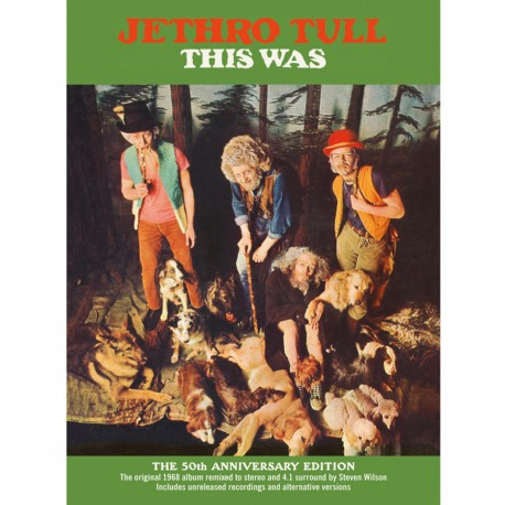 """Jethro Tull """" This was """""""