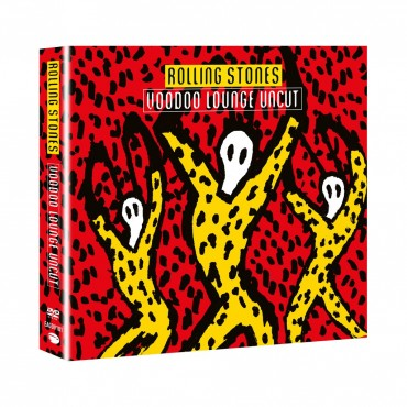"Rolling Stones "" Voodoo lounge uncut """