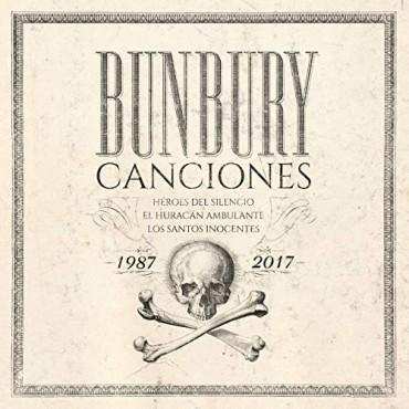 """Bunbury """" Canciones 1987-2017 """""""