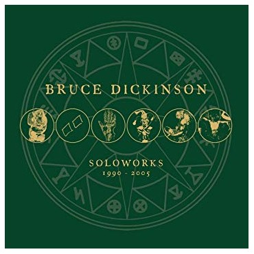 "Bruce Dickinson "" Solo works 1990-2005 """