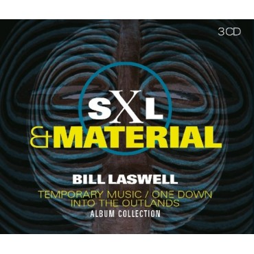 """Bill Laswell """" Temporary music/One down/Into the outlands """""""