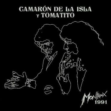 """Camarón de la Isla y Tomatito """" Montreux 1991 """""""