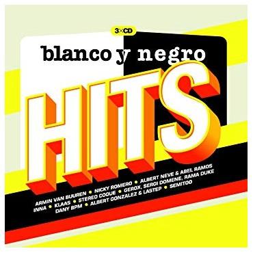 Blanco y negro hits 2018 V/A