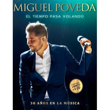 """Miguel Poveda """" El tiempo pasa volando, 30 años en la música """""""