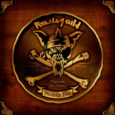 "Running Wild "" Pieces of eight-The singles, live and rare: 1984 to 1994 """