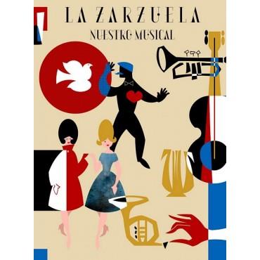 "La zarzuela "" La zarzuela nuestro musical """