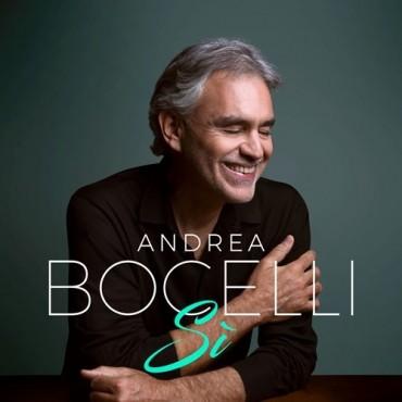 """Andrea Bocelli """" Sì """""""