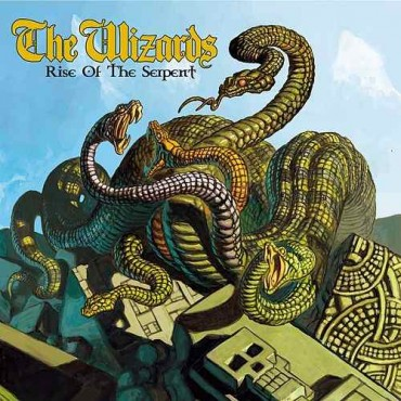 """The Wizards """" Rise of the serpent """""""