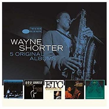 """Wayne Shorter """" 5 original albums """""""